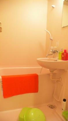 浴室(備品は含まれません)