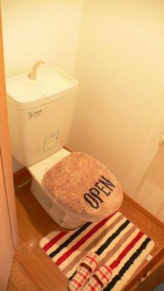 トイレ(備品は含まれません)